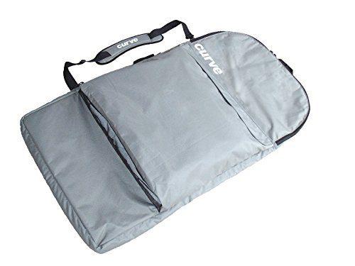 Curve Bodyboard Bag Bodyboard Cover for 1 or 2 boards - GLOBAL Padded Travel Bag