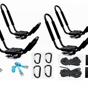 Kayak Roof Rack Black J Kayak Carrier for Roof Rack for SUV (2Pairs) …
