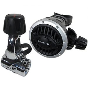 "Scuba Choice Scuba Diving Palantic AS105 YOKE Regulator Adjustable Second Stage with 27"" Hose"