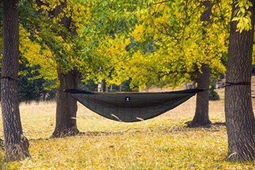 OneTigris Hammock Underquilt, Lightweight Camping Quilt, Packable Full Length Under Blanket