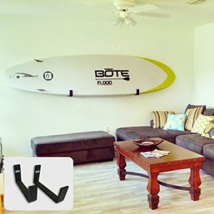 Original Minimalist Paddleboard Wall Storage Rack