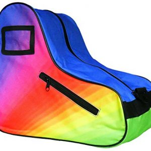 EPIC Limited Edition Rainbow Roller Skate Bag