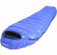 Portable and Lightweight Mummy Sleeping Bag for 3-4 Season Camping