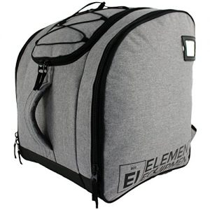 Element Equipment Boot Bag Deluxe Snowboard Ski Backpack