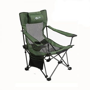 Outdoor folding chair Portable Backrest Beach chair lounge chair Fishing chair Household armchair Camping stool