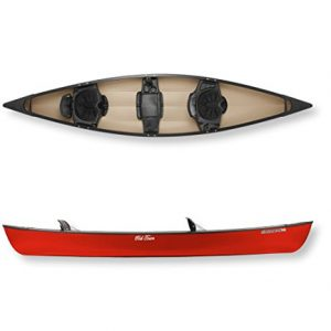 Old Town Canoes & Kayaks Saranac 146 Recreational Family Canoe