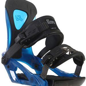 Ride Mens KX Snowboard Bindings