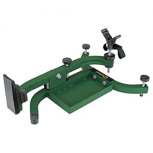 Caldwell Lead Sled Solo Adjustable Recoil Reducing Rifle Shooting Rest for Outdoor Range