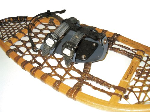 GV Snowshoes Ratchet Technology Snowshoe Bindings, Colors may vary