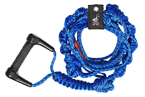 Airhead WakeSurf Rope, 16 ft. Spiral Braid