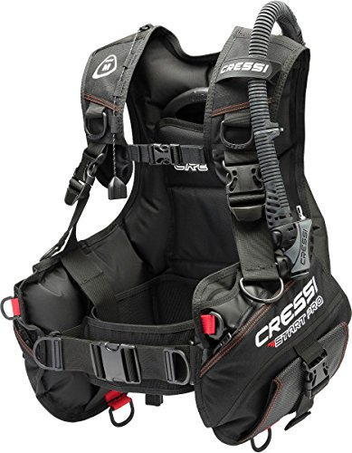 Cressi Start Pro Jacket Style Scuba Diving BCD