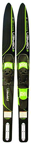 "O'Brien Reactor Combo Water Skis with 700 Bindings, 67"""