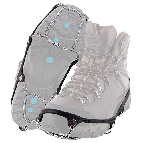 Grip All-Surface Traction Cleats for Walking on Ice
