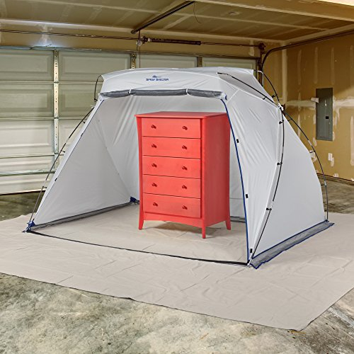 Portable Paint Booth >> Homeright Large Spray Shelter Portable Paint Booth For Diy Spray Painting Hobby Paint Booth Tool Painting Station Spray Paint Tent