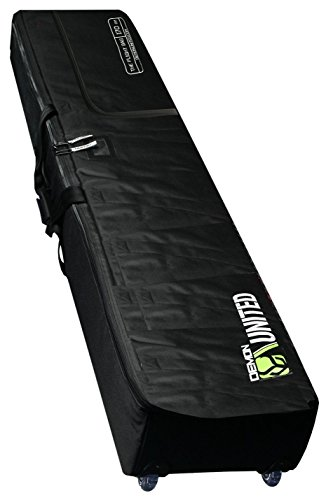 Demon Phantom Fully Padded Travel Snowboard Bag with WHEELS
