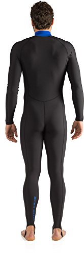 Cressi Skin - Adult Versatile Full Suit for Water Sport, Warmth and Sun Protection