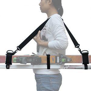 Ski Shoulder Carrier Lash Handle Straps Porter