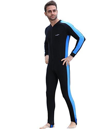RGA Swimming Bodysuit Snorkeling Lycra Skin Full Body Diving