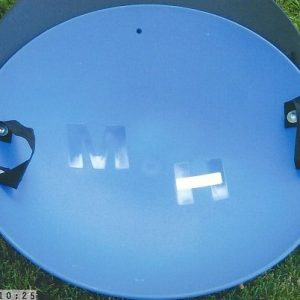 Snow Sled Saucer Heavy Duty (Blue)