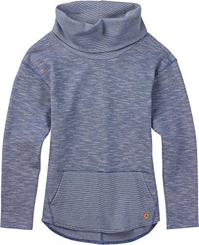 BURTON Women's Ellmore Pullover Fleece Sweater