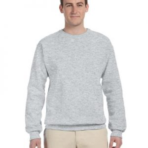 Jerzees 8 oz., 50/50 NuBlend Fleece Crewneck Sweatshirt