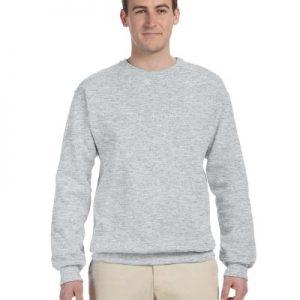 Jerzees 8 oz., 50/50 NuBlend Fleece Crewneck Sweatshirt
