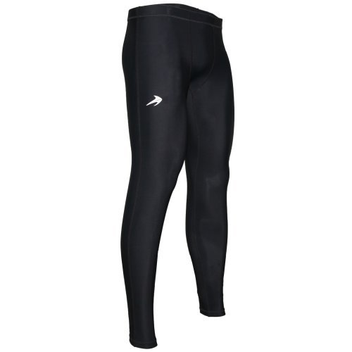 CompressionZ Men's Compression Pants - Workout Leggings for Gym, Basketball, Cycling, Yoga, Hiking