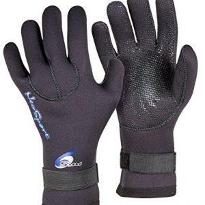 Premium Neoprene Five Finger Wetsuit Gloves