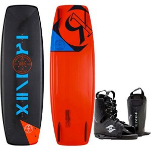 Ronix District Park Wakeboard Mens 138cm + Hyperlite Bindings O/S 8-12