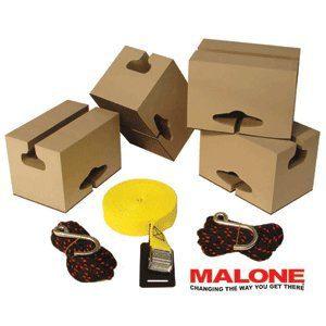 Malone Auto Racks Malone Standard Foam Canoe Kit