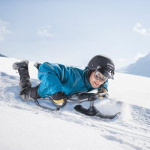 Snow Slider Toboggan Sled