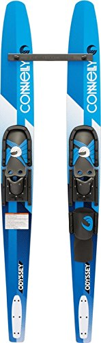 """Connelly Odyssey Waterski Combo's 68"""", Adjustable Bindings"""