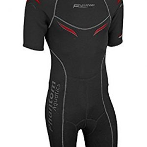 Phantom Aquatics Men's Marine Shorty Wetsuit