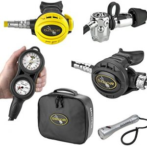 Dacor Scuba Diving Octo Console Dive Package Regulator Set
