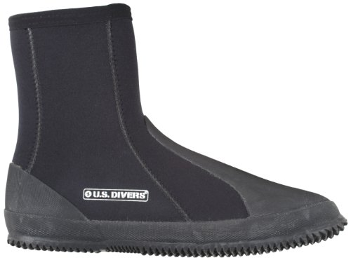U.S. Divers 5 mm Comfo High-Cut Snorkeling and Diving Boot