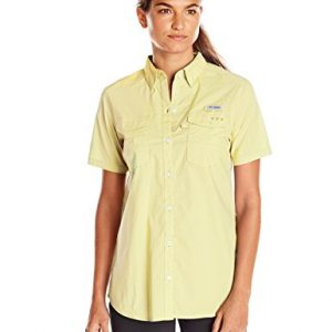 Columbia Sportswear Women's Bonehead II Short-Sleeve Shirt