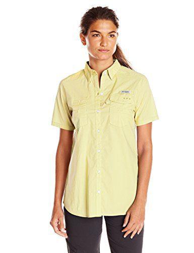Columbia Sportswear Women's Bonehead II Short-Sleeve Shirt