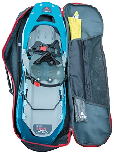 Msr Snowshoe Bag Gray Tote For Carrying Ng And Storing Snowshoes Fits Up To 25 Inches