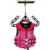 Pack of 4 VestMate Life Jacket Hangers / Life Vest Hangers / Buoyancy Compensator Hangers