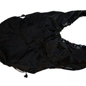 Attwood Marine Attwood Universal Fit Kayak Spray Skirt - Black