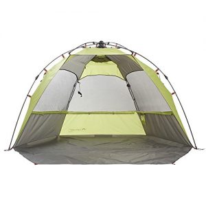 Lightspeed Outdoors Sun Shelter with Clip-Up Privacy Feature