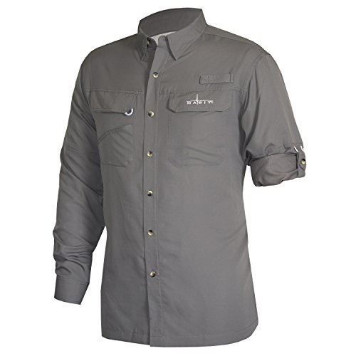 Habit Long Sleeve Men's River Guide Shirt