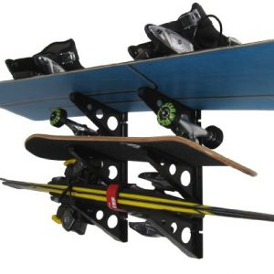 Ski and Snowboard Storage Rack - StoreYourBoard