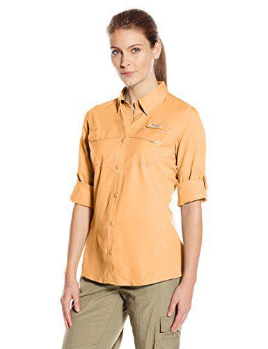 Columbia Women's Lo Drag Long Sleeve Shirt
