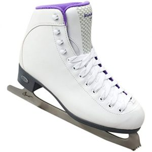 Riedell 118 Sparkle Ladies Figure Skates
