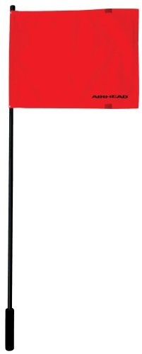 Airhead F-48 Deluxe Water Ski Flag with Aluminum Pole 48-Inches