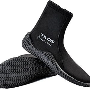 Tilos TruFit Dive Boots, First Truly Ergonomic Scuba Booties