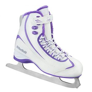 Riedell 625 Soar / Women's and Men's Beginner/Soft Figure Ice Skates / Color: White or Gray