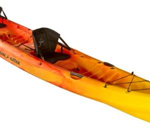Ocean Kayak 16-Feet x 4.5-Inch Zest Two Expedition Tandem Sit-On-Top Touring Kayak