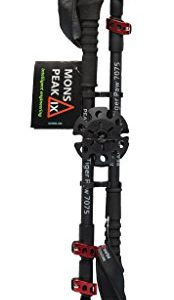 Mons Peak IX Tiger Paw 7075 Trekking Poles for Hiking